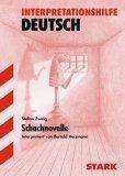 Die Schachnovelle - Stefan Zweig- Interpretationshilfe Deutsch
