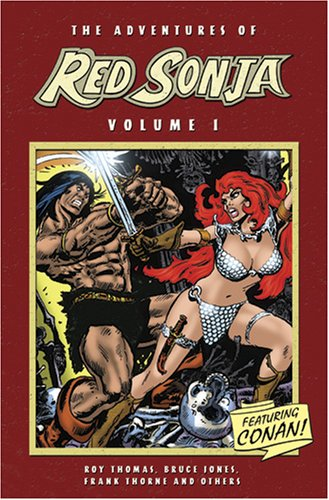 The Adventures of Red Sonja, Volume 1