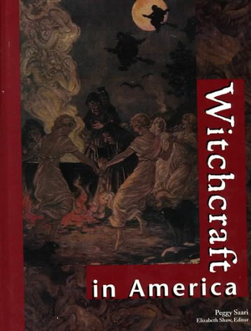 Witchcraft In America cover