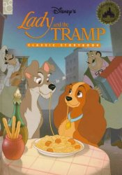 Disney's Lady and the Tramp: Classic Storybook Pdf Book
