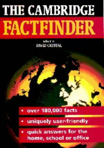 The Cambridge Factfinder