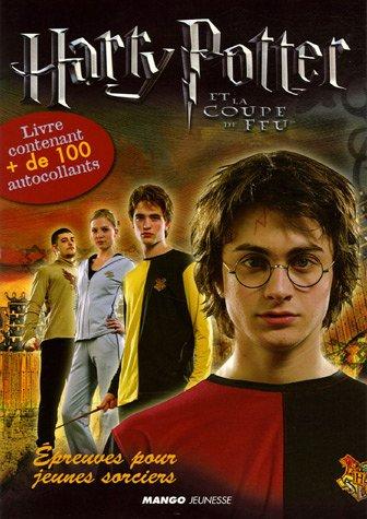 Harry Potter et la Coupe de Feu : Épreuves pour jeunes sorciers