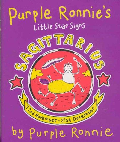 Purple Ronnie's Little Star Signs: Sagittarius