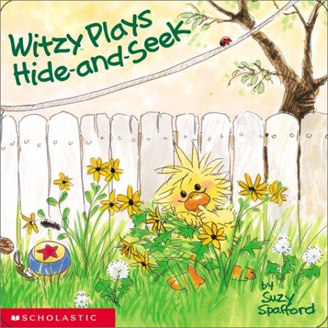 Witzy Plays Hide & Seek (Little Suzy's Zoo Series)