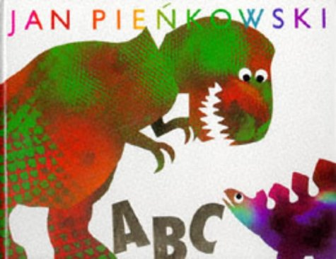 ABC dinosaurs and other prehistoric creatures