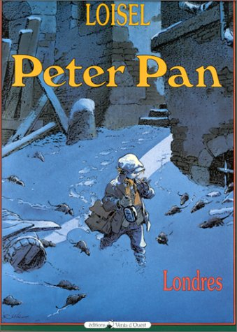 Londres (Peter Pan, #1)