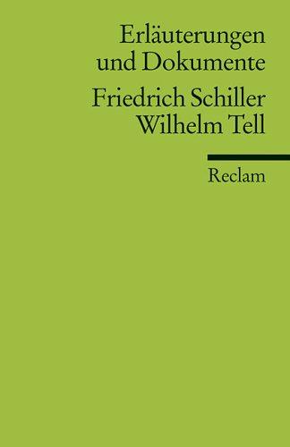 Friedrich Schiller, Wilhelm Tell