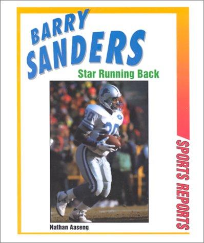 Barry Sanders: Star Running Back