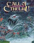 Call of Cthulhu Keeper's Screen (Call of Cthulhu RPG)