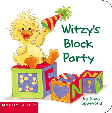 Witzy's Block Party [With Wooden Blocks]