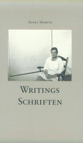 Agnes Martin: Writings