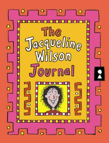 Jacqueline Wilson lockable Journal