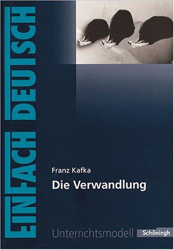 Franz Kafka, Die Verwandlung