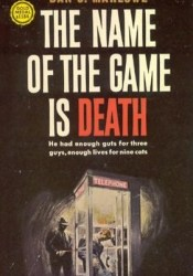 The Name of the Game Is Death (Drake, #1) Pdf Book