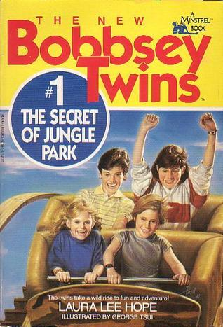 The Secret of Jungle Park ( The New Bobbsey Twins, # 1)