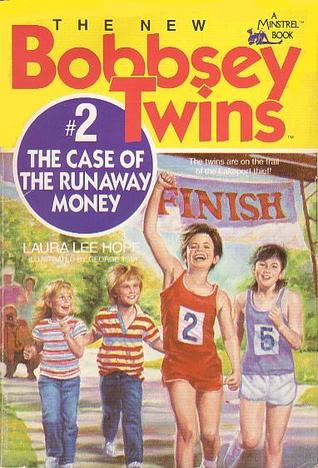 The Case of the Runaway Money (The New Bobbsey Twins #2)