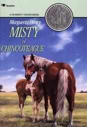 Misty of Chincoteague (Aladdin Fiction)