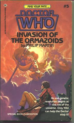 Invasion of the Ormazoids (Doctor Who: Find Your Fate #5)
