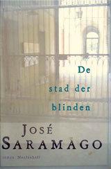 De stad der blinden Boek omslag
