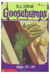 Goosebumps Boxed Set #1 (Goosebumps, #1-4)