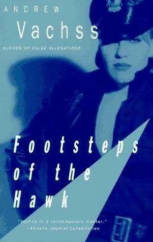 Footsteps of the Hawk (Burke, #8)