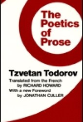 The Poetics of Prose
