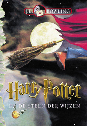 Harry Potter en de Steen der Wijzen (Harry Potter, #1)