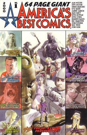 America's Best Comics: 64 Page Giant Number 1