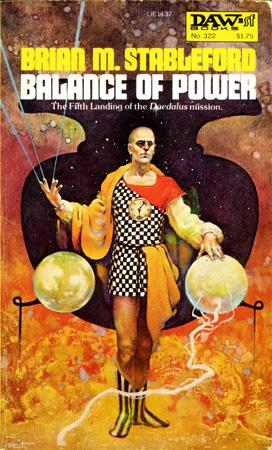 Balance of Power (Daedalus Mission, #5)