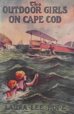 The Outdoor Girls on Cape Cod; or, Sally Ann of Lighthouse Rock