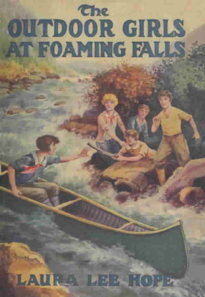 The Outdoor Girls at Foaming Falls; or, Robina of Red Kennels