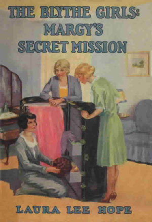 Margy's Secret Mission; or, Exciting Days at Shadymere
