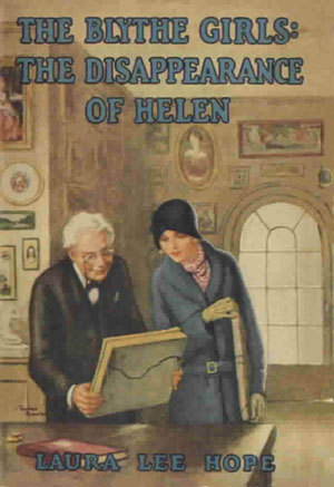 The Disappearance of Helen (Blythe Girls, #8)