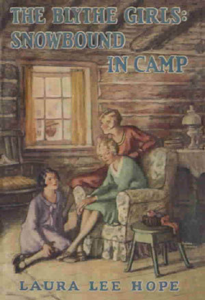 Snowbound in Camp; or, The Mystery at Elk Lodge