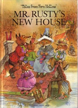 Mr. Rusty's New House