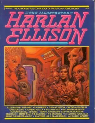 The Illustrated Harlan Ellison