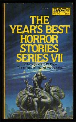 The Year's Best Horror Stories Series VII