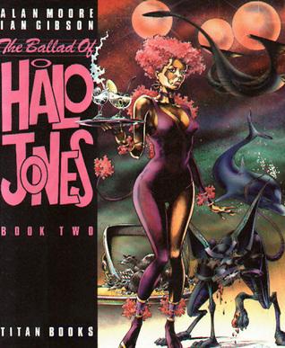 The Ballad of Halo Jones, Book Two