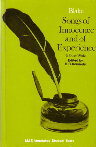 Songs of Innocence and of Experience and other works