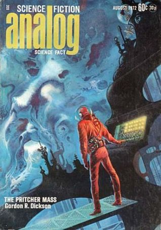 Analog Science Fiction and Fact, August 1972