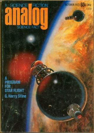 Analog Science Fiction and Fact, October 1973