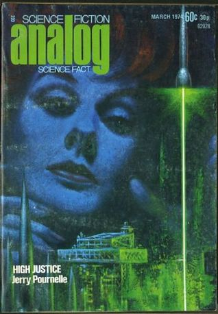 Analog Science Fiction and Fact, 1974 March