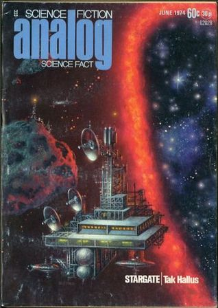 Analog Science Fiction and Fact, 1974 June