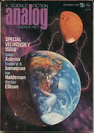 Analog Science Fiction and Fact, 1974 October