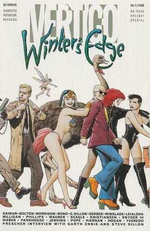 Vertigo: Winter's Edge (Graphic Novel)