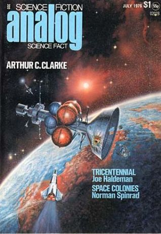 Analog Science Fiction and Fact, 1976 July