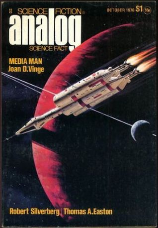 Analog Science Fiction and Fact, 1976 October