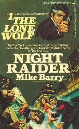 Night Raider (Lone Wolf, #1)
