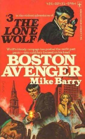 Boston Avenger (Lone Wolf, #3)