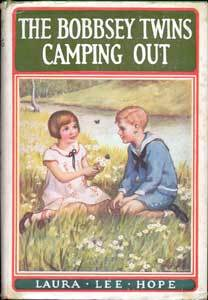 The Bobbsey Twins Camping Out